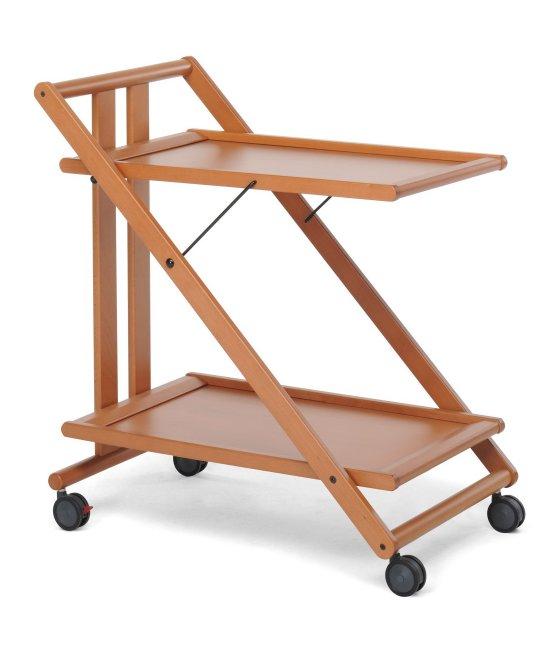 Сервировочный столик Sprint орех-1