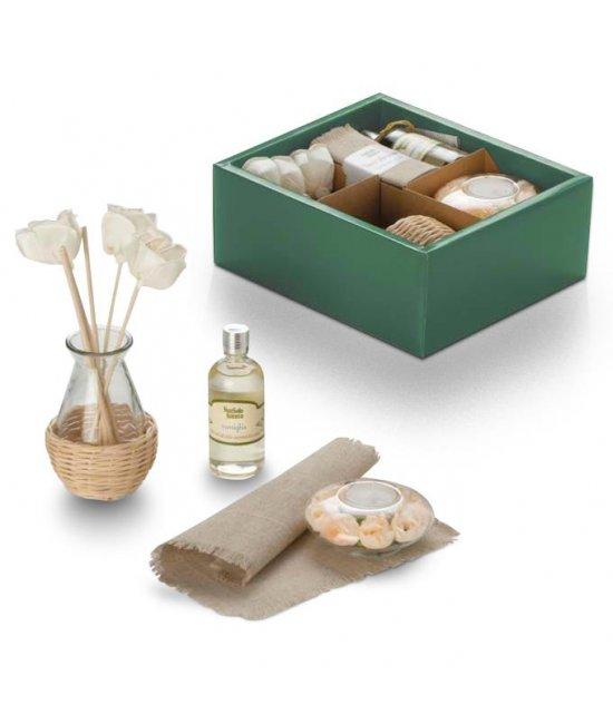 Подарочный набор для ванной Bouquet-1