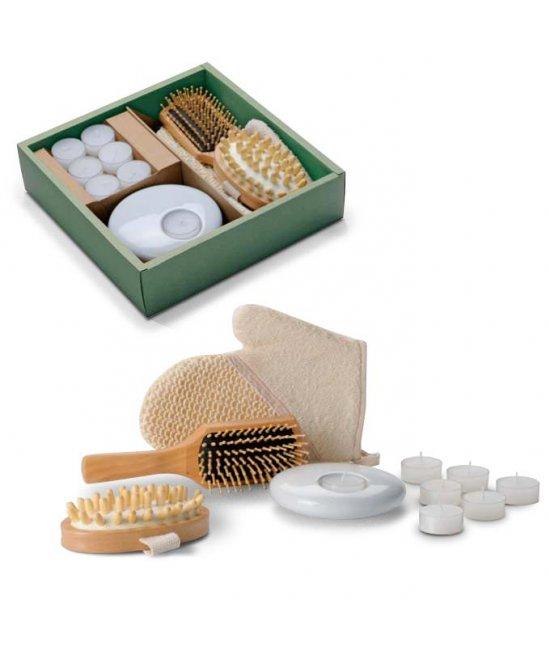 Подарочный набор для ванной Spa-1