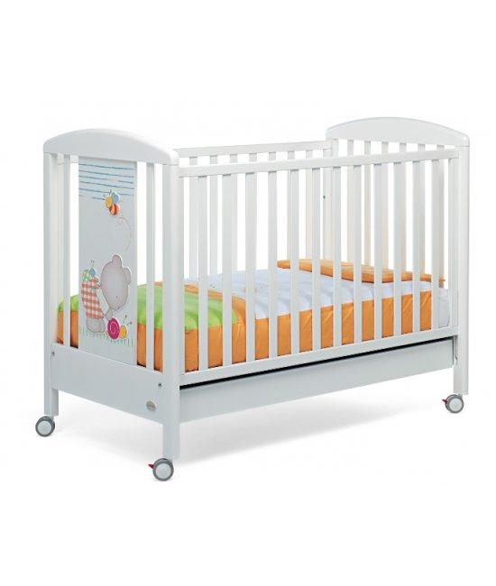 Деревянная детская кроватка Teneri incontri 500