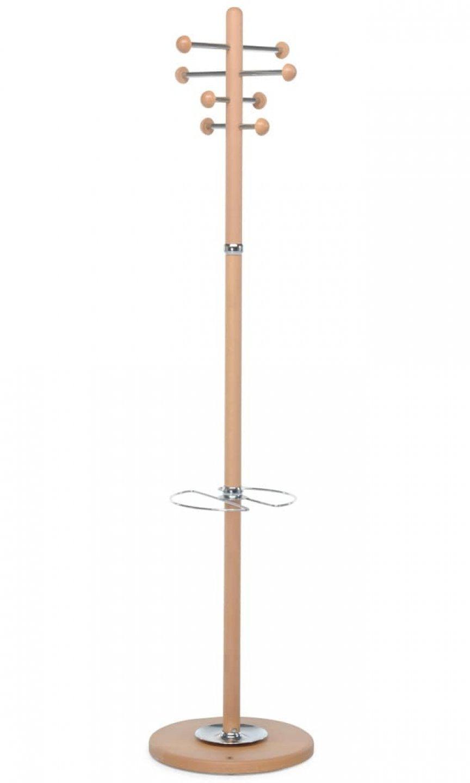 Напольная вешалка для одежды Sebastian Foppapedretti натурале-1