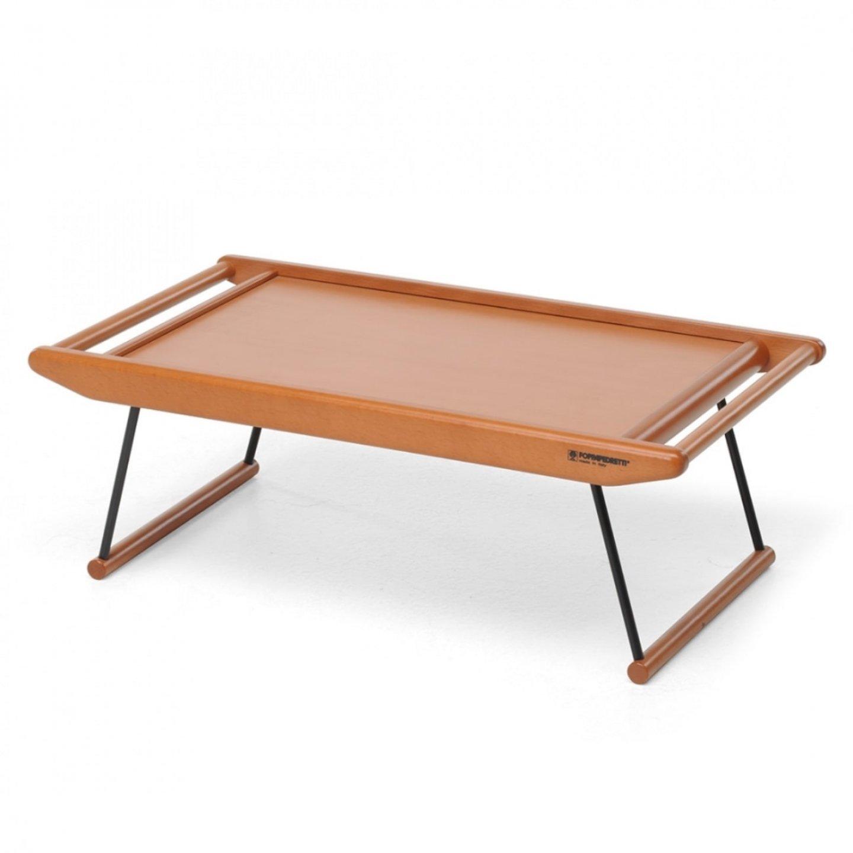 Столик для завтрака в постель Breakfast Foppapedretti орех-1