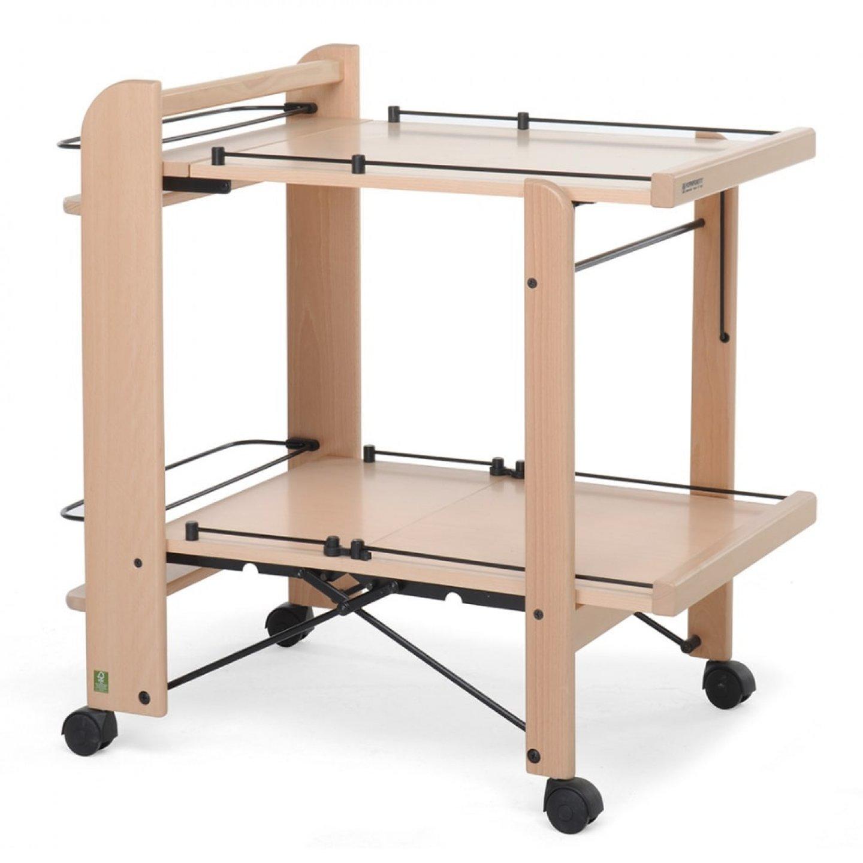 Сервировочный столик Service Foppapedretti натурале-1