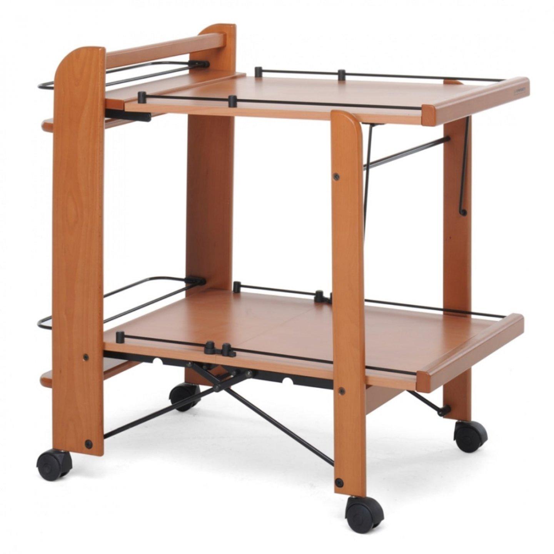 Сервировочный столик Service Foppapedretti орех-1