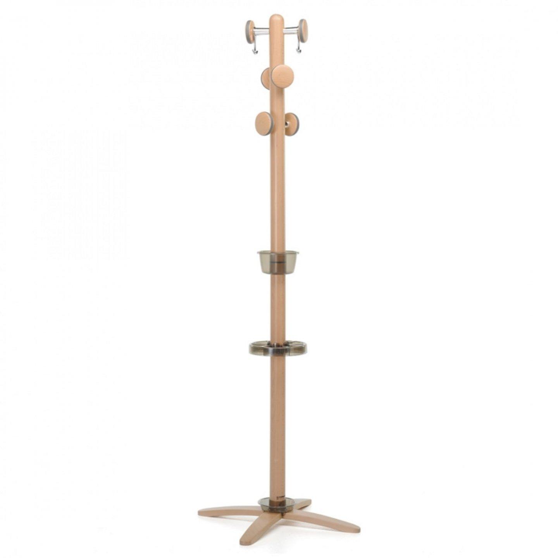 Напольная вешалка для одежды PARKING naturale Foppapedretti-1