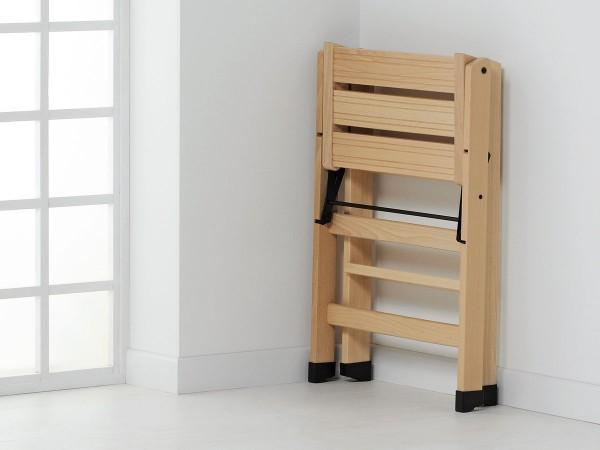 Итальянская деревянная стремянка (лестница) Лосгабелло от Foppapedretti