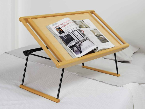 Сервировочный столик для завтрака деревянный от Foppapedretti