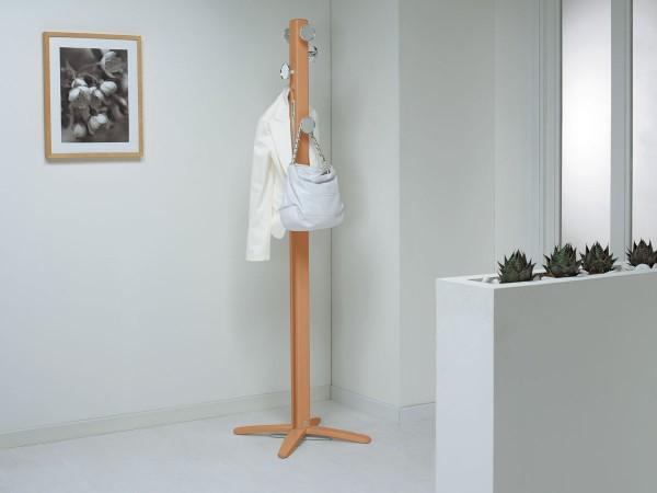Итальянская деревянная вешалка для одежды Эспансива от Foppapedretti