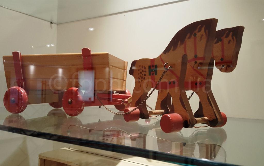 первые деревянные игрушки ручной работы Foppapedretti
