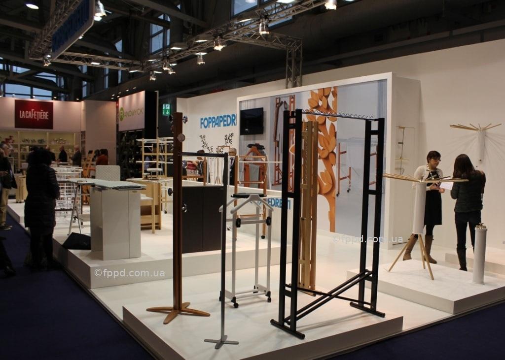 Уникальные товары Foppapedretti на выставке товаров для дома Ambiente Frankfurt 2015